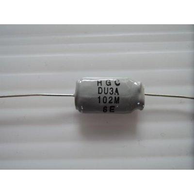 画像1: 直流用チューブラ形オイルコンデンサ