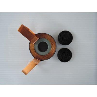 画像1: 銅箔コイル0.15mH